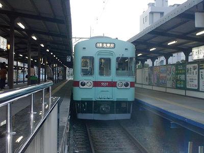 西鉄5000形電車