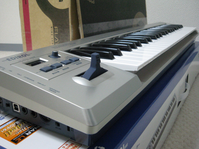 EDIROL PC-50 MIDI Keyboard Controller