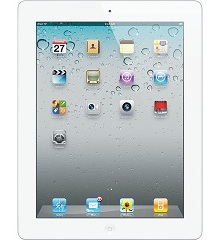 Apple iPad2 white